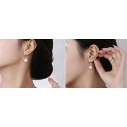 Gyöngy fülbevaló.  00051-1ec