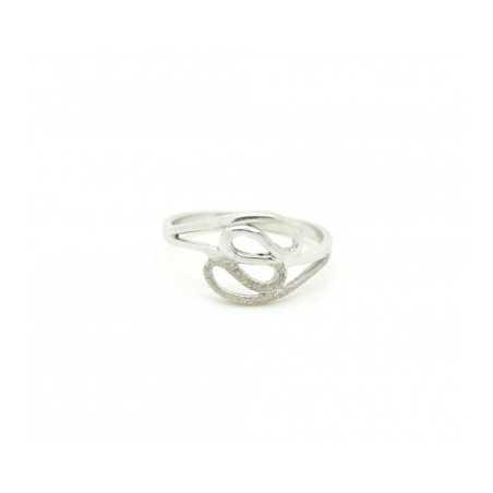 Ezüst gyűrű 682as