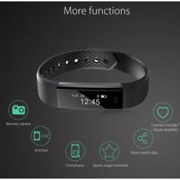Zeepin ID115 Bluetooth Okosóra Android és iPhone telefonokhoz 335oc