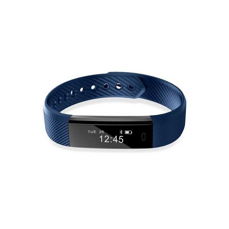 Zeepin ID115 Bluetooth Okosóra. Kék 336oc