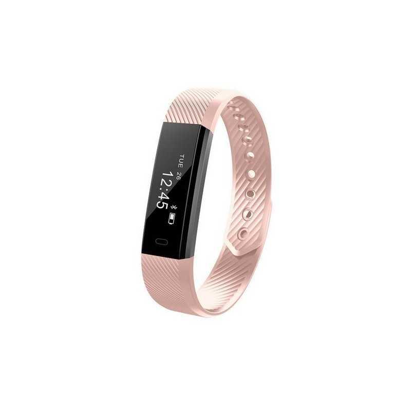 Zeepin ID115 Bluetooth Okosóra. Rózsaszín. 337oc