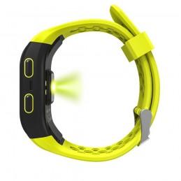 Okosóra sportoláshoz beépített GPS-el. Zöld. 362oc