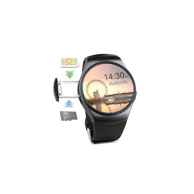 SmartWatch - Okosóra Android és iPhone telefonokhoz 347-1oc