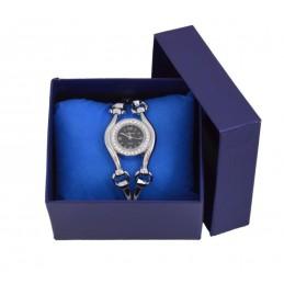 Kék óradoboz, kék párnával 000705-2oc