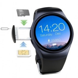 SmartWatch - Okosóra Android és iPhone telefonokhoz 330oc