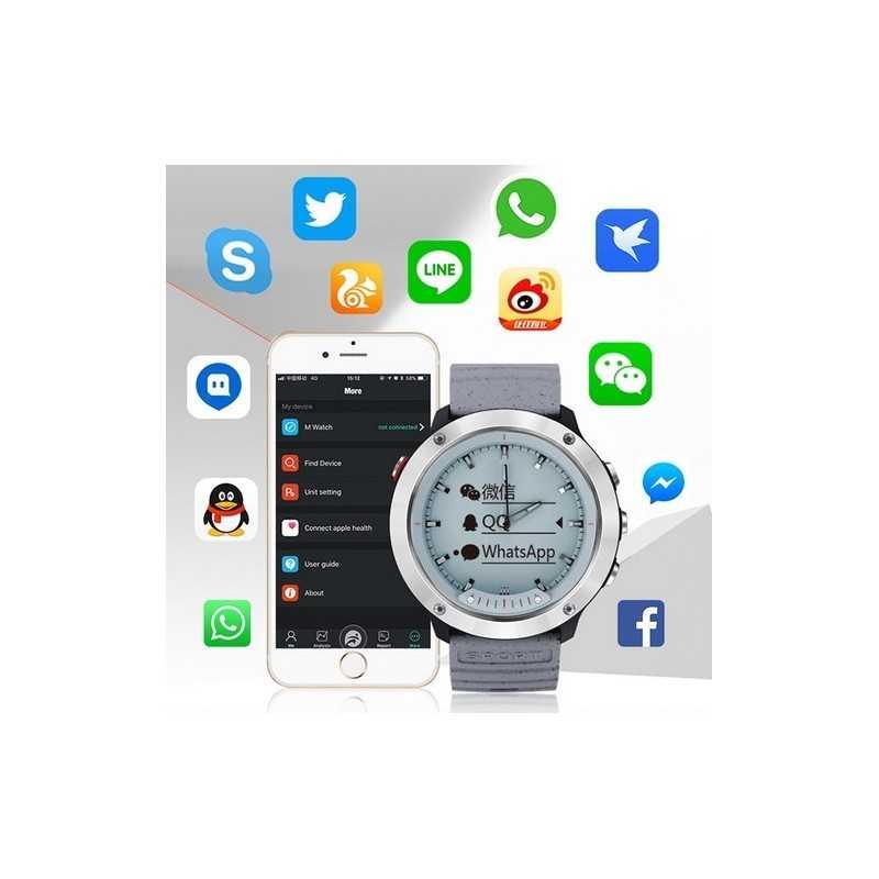 Különleges okosóra Android és iPhone telefonokhoz 550oc