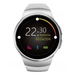 SmartWatch - Okosóra Android és iPhone telefonokhoz Fehér