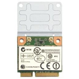 AzureWave AW-NE785 802.11b/g/n mini PCI-E wifi kártya - bontott