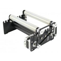 Asztali lézergravírozó és vágó 15Watt + forgató roller